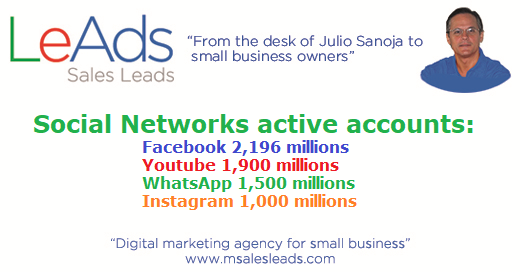 What are the top social networks for small businesses